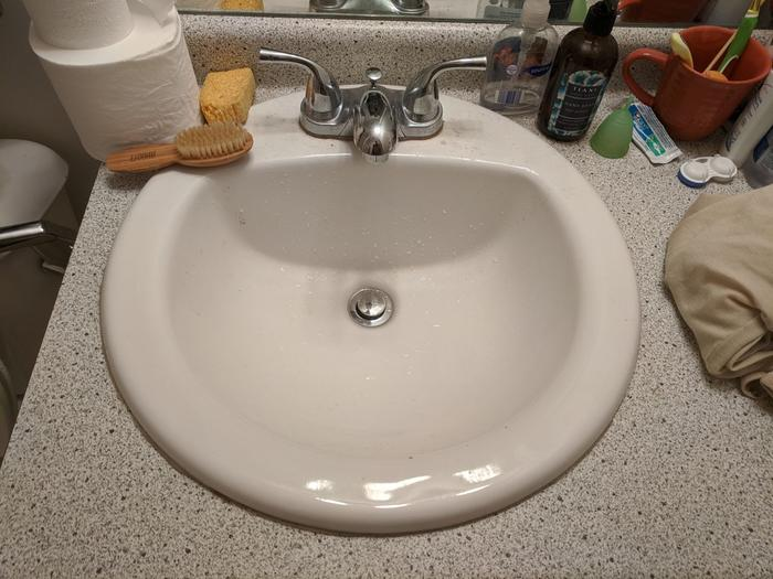 Sink before