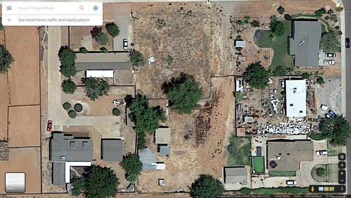 Here's across the street. 1/3 acre lot.