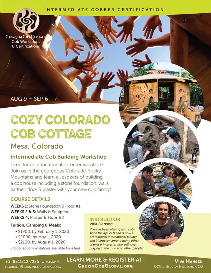 Colorado Cob Build in August JPG flyer