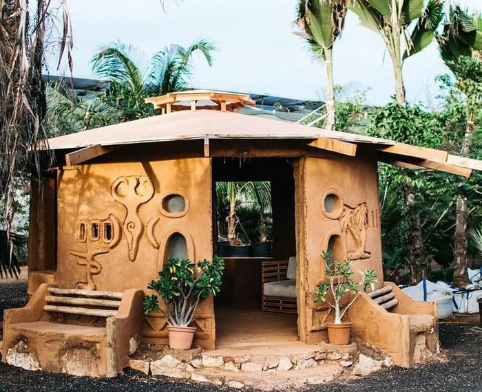 Cob House Picture