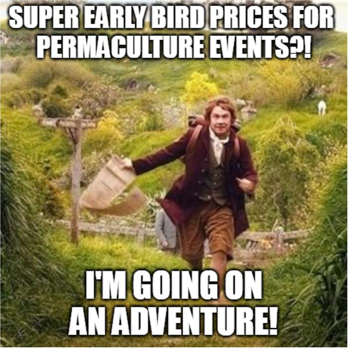 permaculture design course super early bird prices