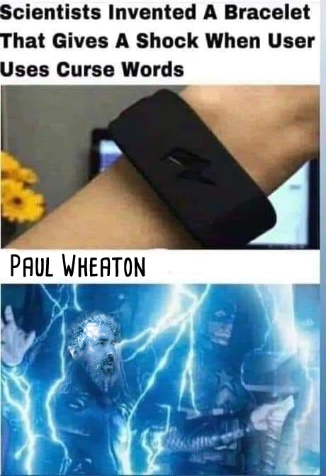 I've never seen the movie, but I can only imagine that the superhero only gets stronger from all the electricity. Like Paul with his swearing.