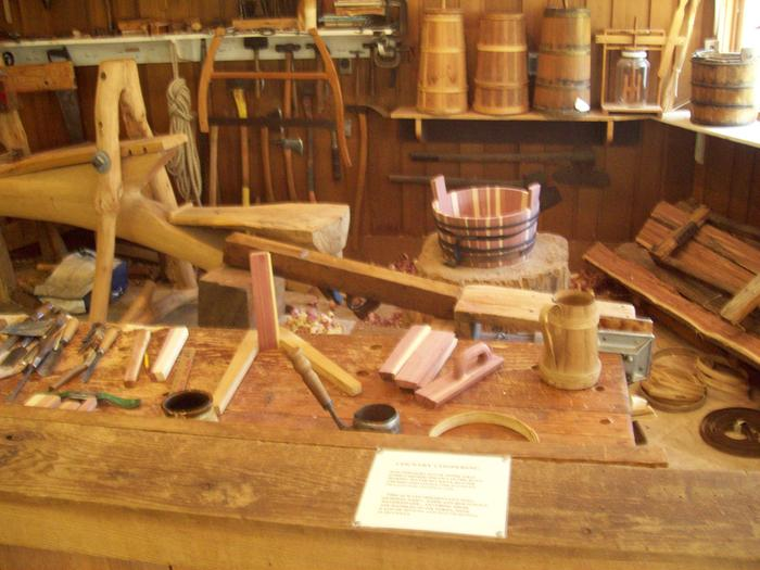my guy's woodworking shop