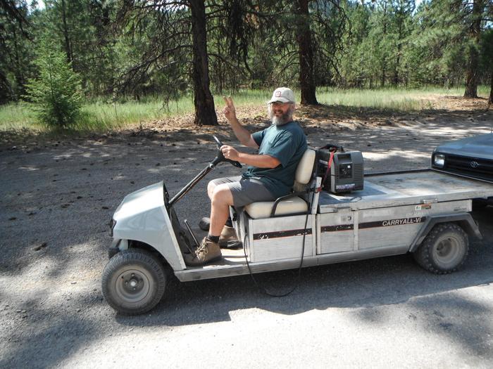 Solar Electric UTV (Polaris s, Bad Boy Buggy s, Club Car ... on
