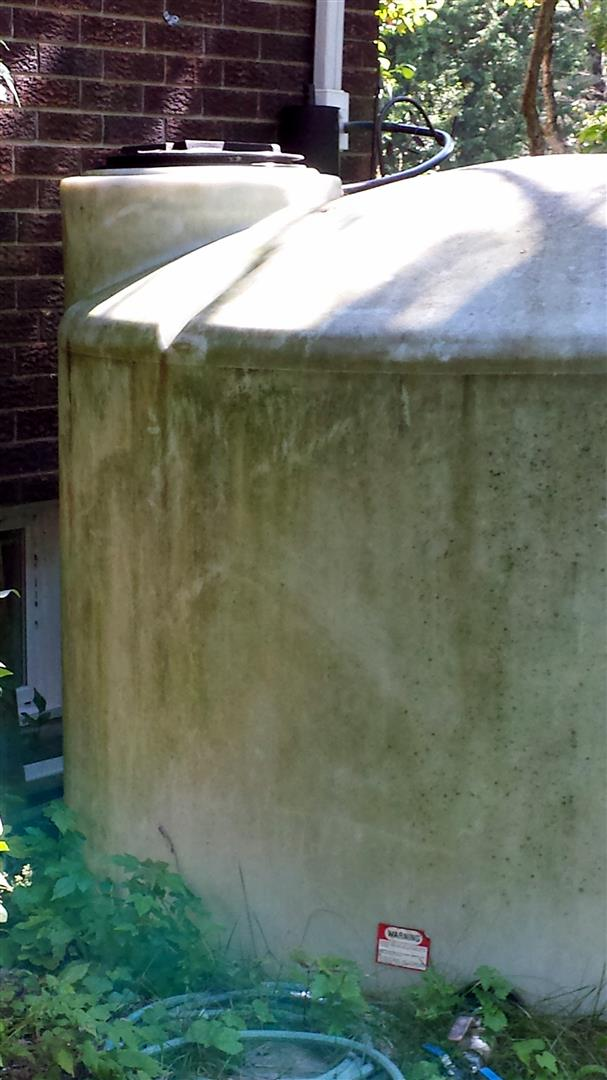 Rainwater Tank Questions Evaporation And Sunlight Control
