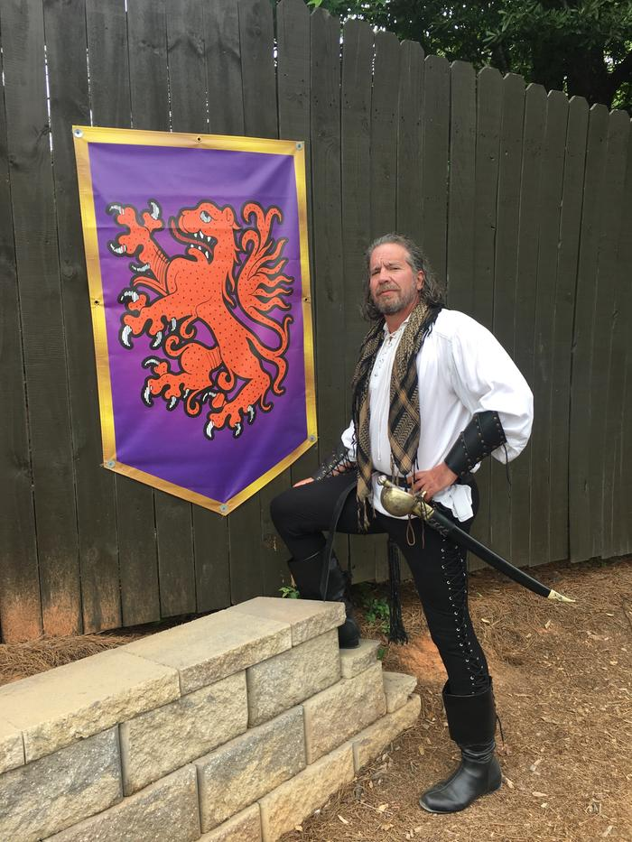Being a Pitate at the Renaissance Fair