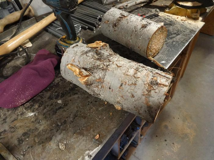 wood for mallet